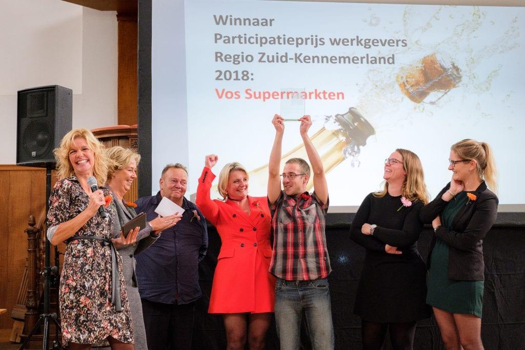 Participatieprijs werkgevers 2018 (www.inbloeifotografie.nl)