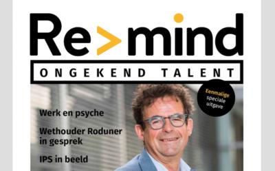 Eenmalige speciale uitgave van het magazine Re>mind