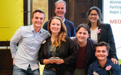 MEO Haarlem wint Participatieprijs werkgevers